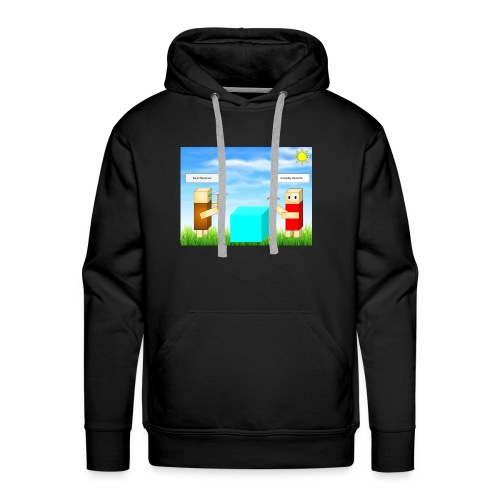 everyday gamer and devinthegamer merchandise - Men's Premium Hoodie