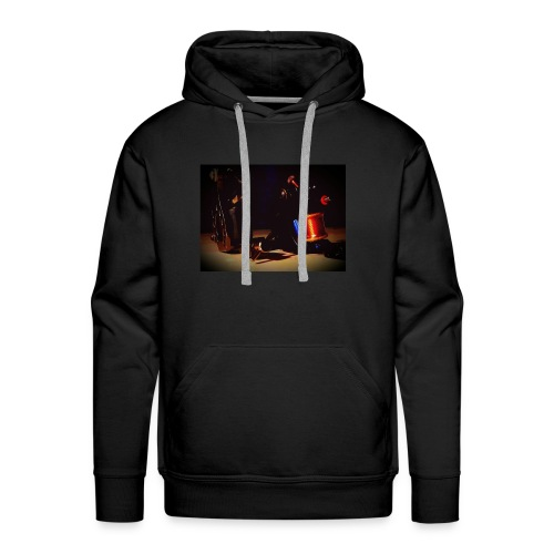 self taken picture - Men's Premium Hoodie