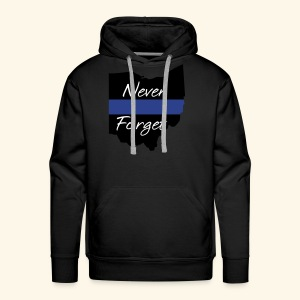 Ohio Never Forget - Men's Premium Hoodie