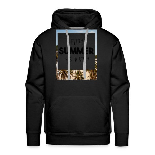 Every Summer has a story - Men's Premium Hoodie