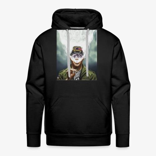 PTSD VET - Men's Premium Hoodie