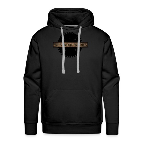 Wes' Wood Works - Men's Premium Hoodie