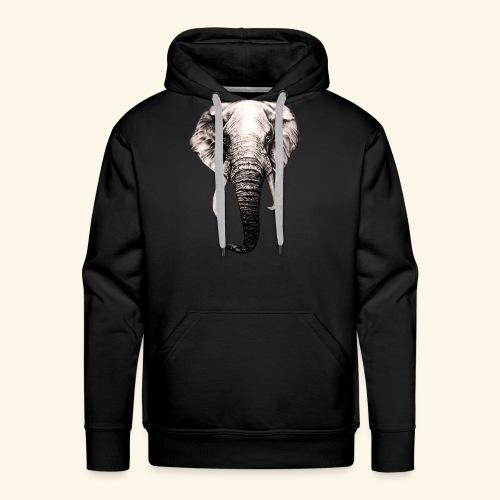elephant Lover - Men's Premium Hoodie
