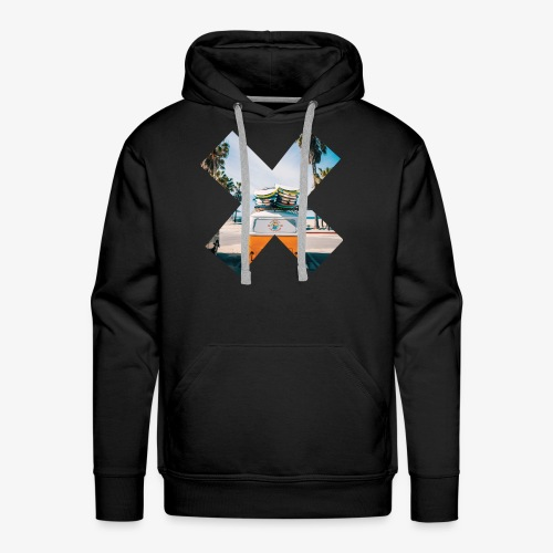 surf's up - Men's Premium Hoodie