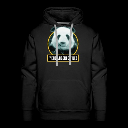 THE ENDANGERED FILES - Men's Premium Hoodie