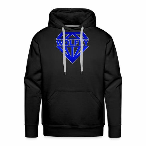 Diamond PNG - Men's Premium Hoodie