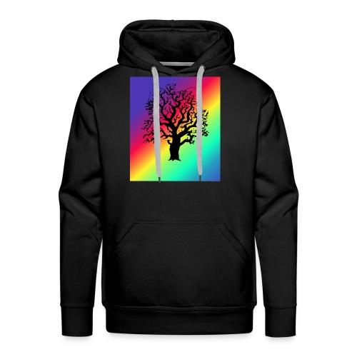 Tree of love - Men's Premium Hoodie