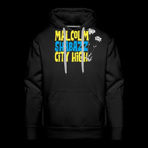 Malcolm Shabazz City High - Men's Premium Hoodie