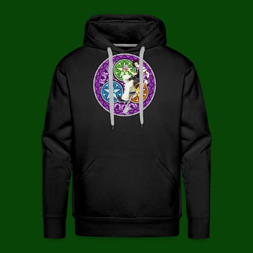 Ultimate Heart T-Shirt and Hoodie - Men's Premium Hoodie