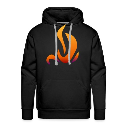 Pyrostealer logo - Men's Premium Hoodie