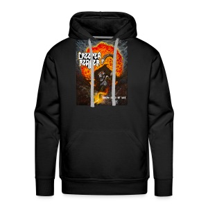 Creeper Reaper Hot Sauce attire - Men's Premium Hoodie