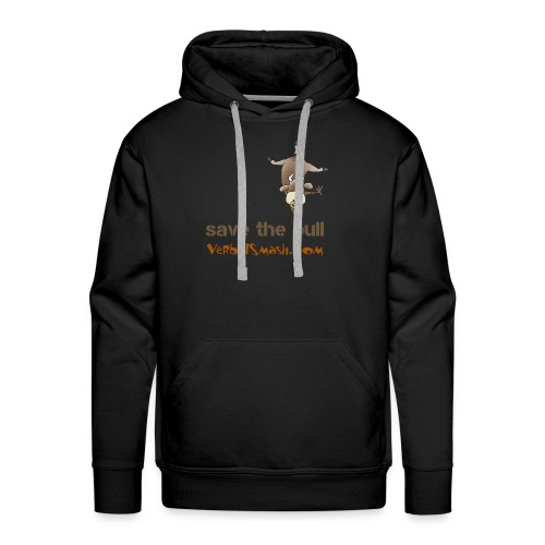 Save the Bull - Men's Premium Hoodie