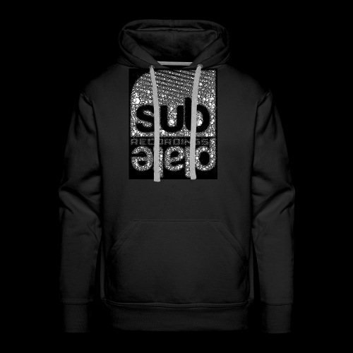 Subplate Recordings - Logo Cube - Men's Premium Hoodie