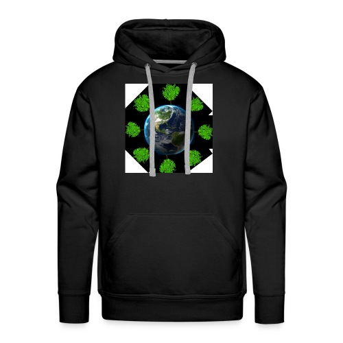 Oaktree world - Men's Premium Hoodie