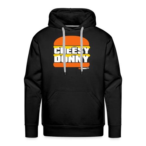 Cheesy Donny - Men's Premium Hoodie