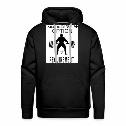 gym - Men's Premium Hoodie
