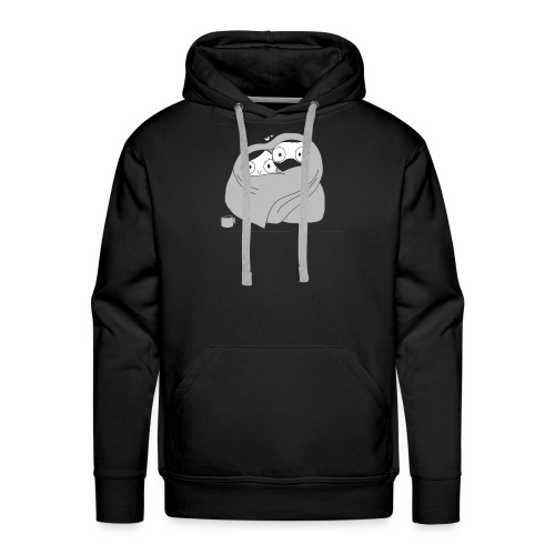 catana comic - Men's Premium Hoodie