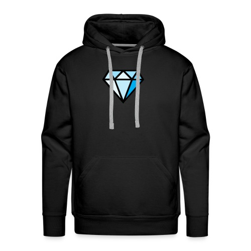 Diamond dino clothes - Men's Premium Hoodie
