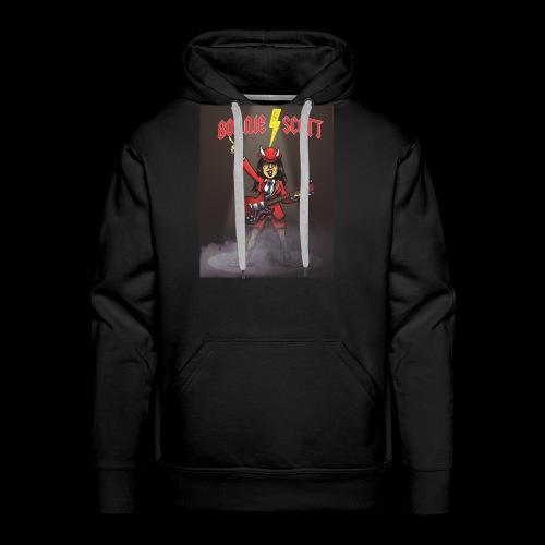 Bonnie Scott Band T Shirt - Men's Premium Hoodie