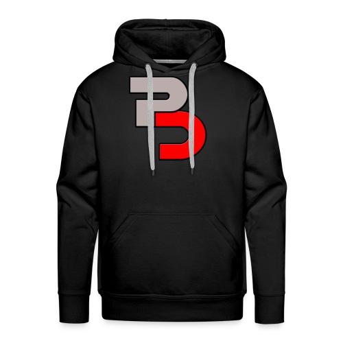 P And C logo - Men's Premium Hoodie