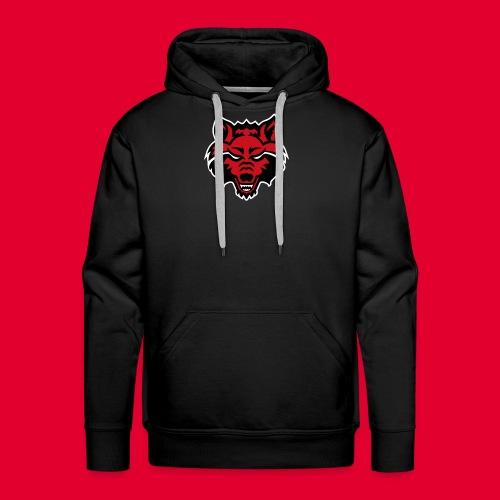 Red Wolf - Men's Premium Hoodie