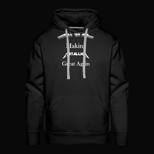 Kill em All Great Again - Men's Premium Hoodie