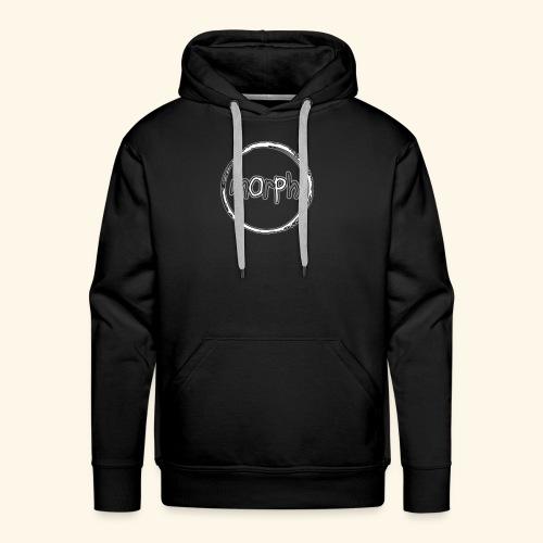 mOrPh logo - Men's Premium Hoodie