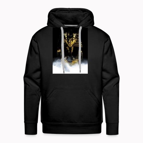 King Tut Sweater logo - Men's Premium Hoodie