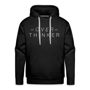Overthinker - Men's Premium Hoodie