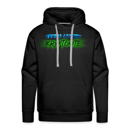 Karbs Are My Kryptonite - Men's Premium Hoodie