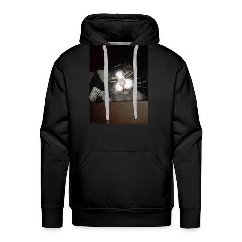My Cat Melvin - Men's Premium Hoodie