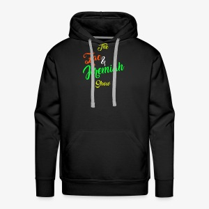 The Zac & Jeremiah Show In-House Logo - Men's Premium Hoodie