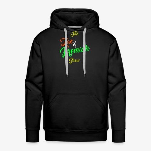 The Zac & Jeremiah Show In-House Logo - Men's Premium Hoodie