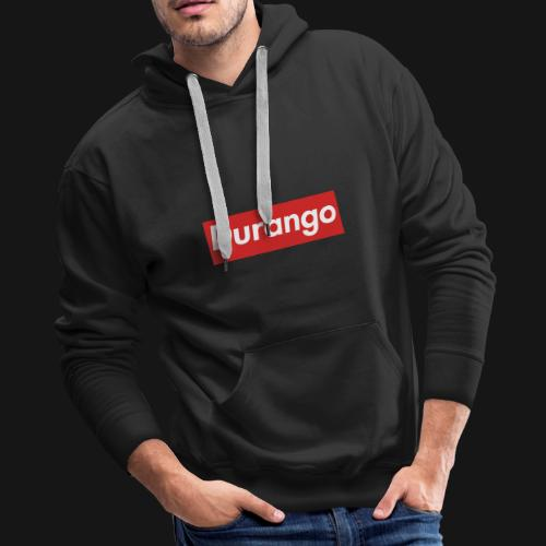 Supreme Durango Line - Men's Premium Hoodie