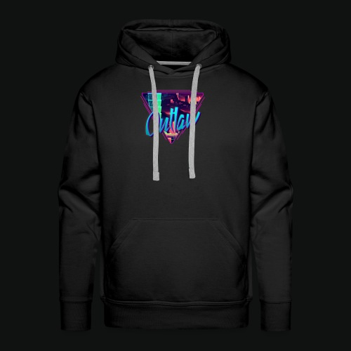 Be A Outlawer - Men's Premium Hoodie