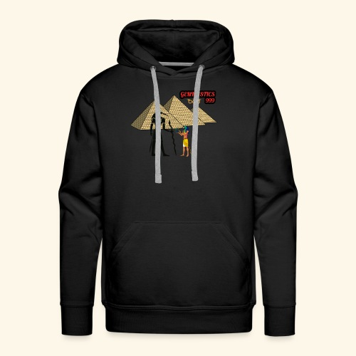 Thoth and the shadow self - Men's Premium Hoodie