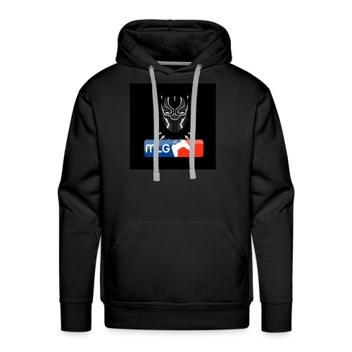 BlackPanther46MLG - Men's Premium Hoodie