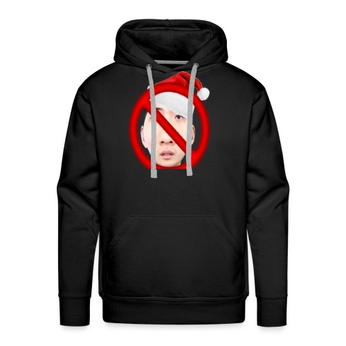 Christmas Ricegum Not Allowed - Men's Premium Hoodie