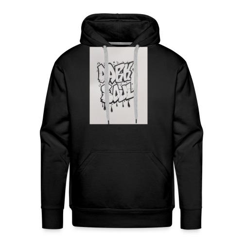 Dark soul graphitti - Men's Premium Hoodie
