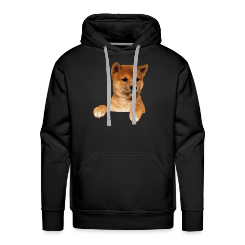 adopt dont shop - Men's Premium Hoodie