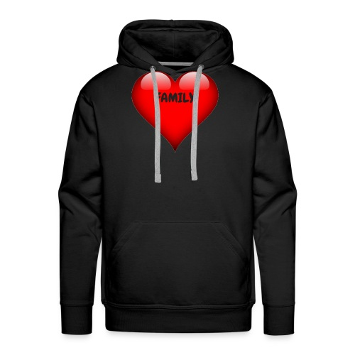 Love Family - Men's Premium Hoodie