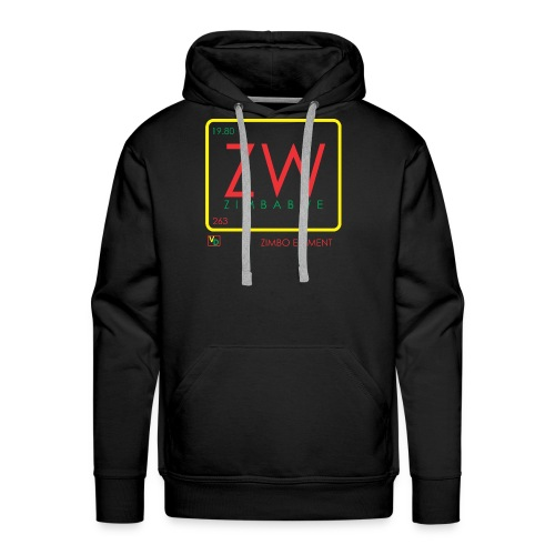 ZIMBO ELEMENT RATSA - Men's Premium Hoodie