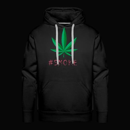 #SMOKE - Men's Premium Hoodie