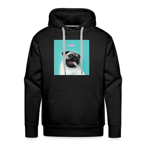 The Pug - Men's Premium Hoodie