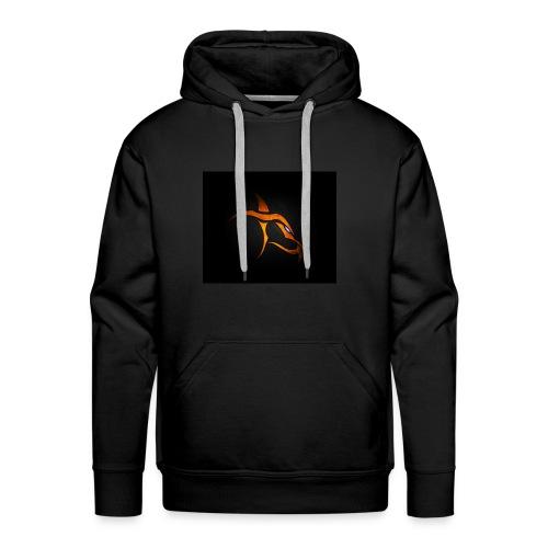 flametag sweatshirt for men's - Men's Premium Hoodie