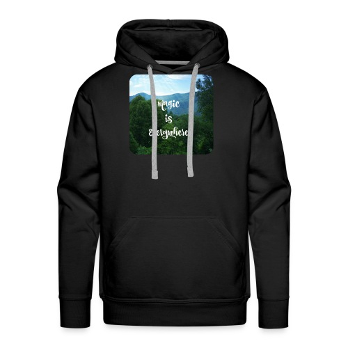 magic1 - Men's Premium Hoodie