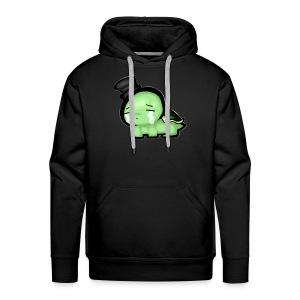 Original Colored Sir Turtle - Men's Premium Hoodie