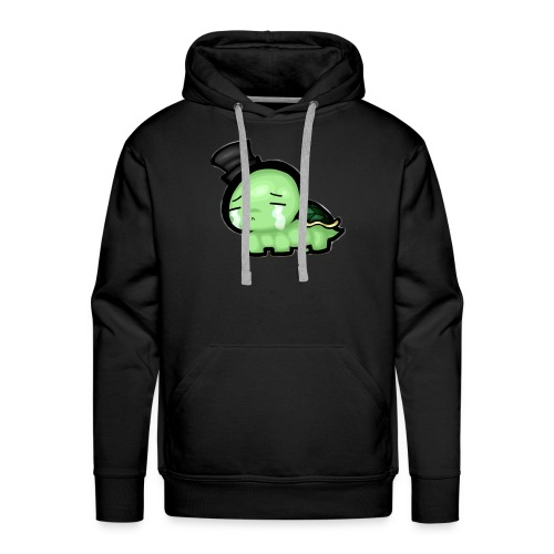 Original Colored Sir Turtle - Men's Premium Hoodie