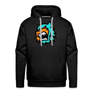 Bob cat logo Neutron - Men's Premium Hoodie