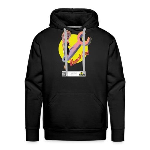 PinTz design 02 - Men's Premium Hoodie